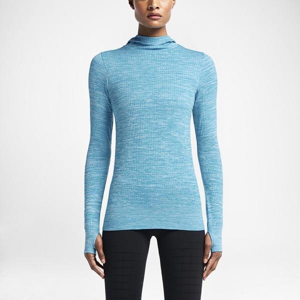 Nike Pro Hyperwarm Limitless Pullover